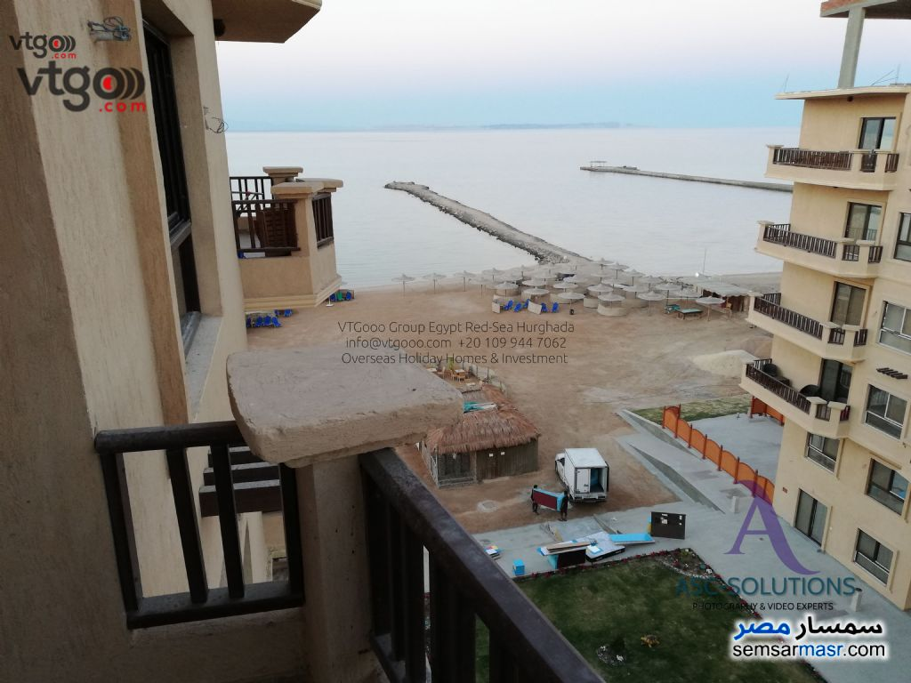 Photo 4 - Apartment 1 bedroom 1 bath 65 sqm super lux For Sale Hurghada Red Sea