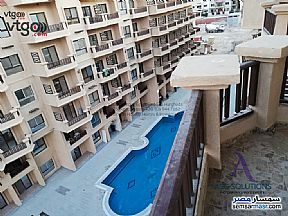 Apartment 1 bedroom 1 bath 65 sqm super lux For Sale Hurghada Red Sea - 5