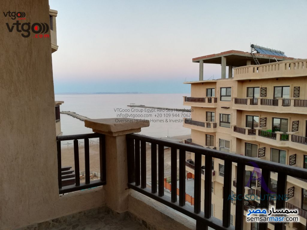 Photo 6 - Apartment 1 bedroom 1 bath 65 sqm super lux For Sale Hurghada Red Sea