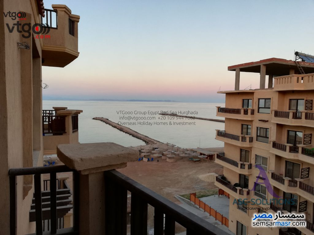 Photo 1 - Apartment 1 bedroom 1 bath 65 sqm super lux For Sale Hurghada Red Sea