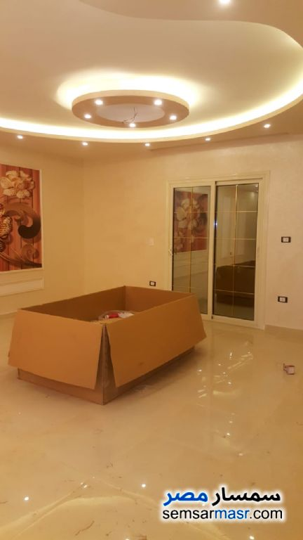 Photo 21 - Apartment 3 bedrooms 2 baths 180 sqm extra super lux For Sale Hadayek Al Ahram Giza