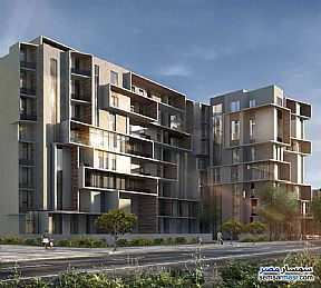 Ad Photo: Apartment 2 bedrooms 3 baths 134 sqm extra super lux in New Capital  Cairo