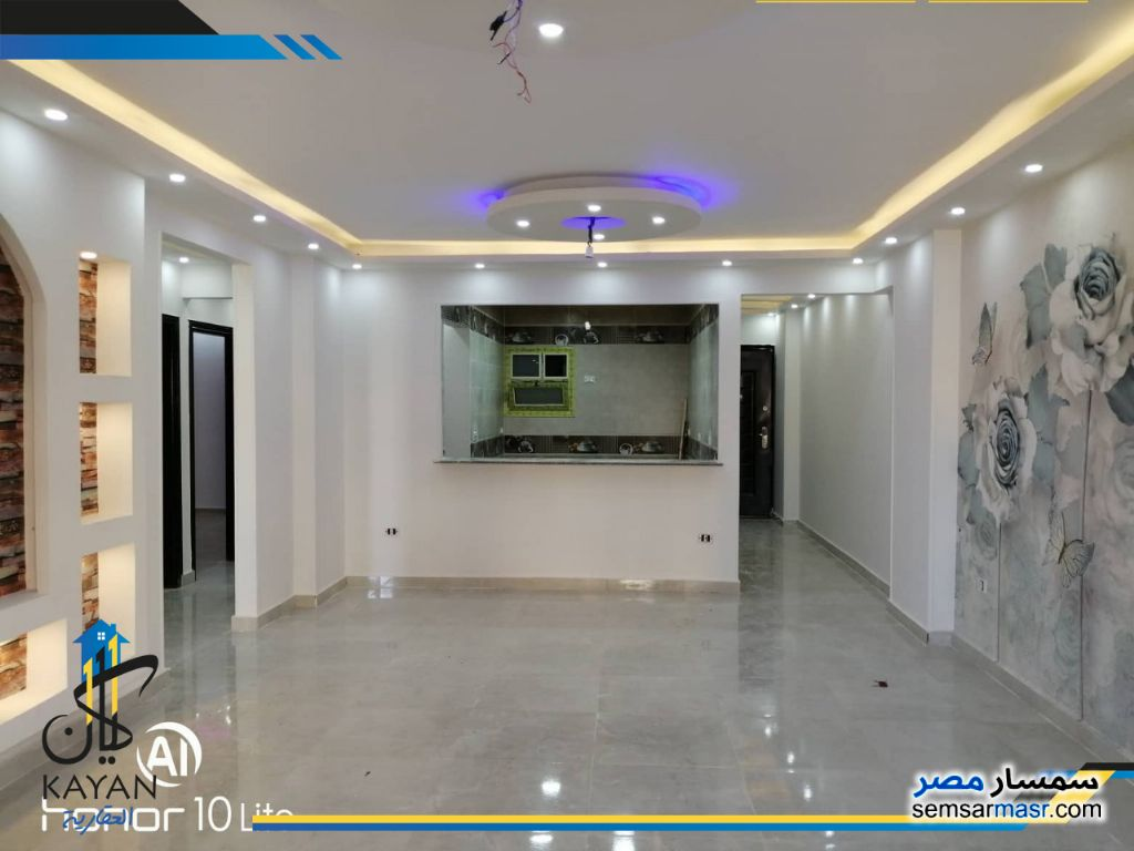 Photo 3 - Apartment 3 bedrooms 3 baths 160 sqm extra super lux For Sale Hadayek Al Ahram Giza