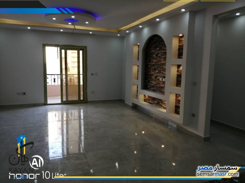 Photo 2 - Apartment 3 bedrooms 3 baths 160 sqm extra super lux For Sale Hadayek Al Ahram Giza