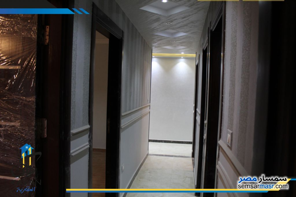 Photo 4 - Apartment 3 bedrooms 1 bath 165 sqm extra super lux For Sale Hadayek Al Ahram Giza