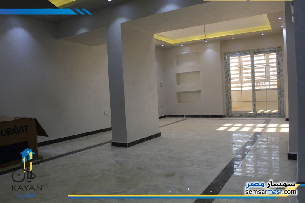 Photo 1 - Apartment 3 bedrooms 1 bath 165 sqm extra super lux For Sale Hadayek Al Ahram Giza