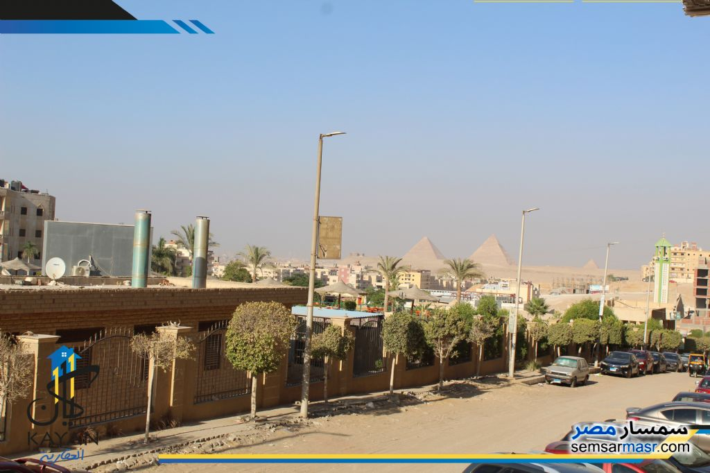 Photo 14 - Apartment 3 bedrooms 1 bath 165 sqm extra super lux For Sale Hadayek Al Ahram Giza