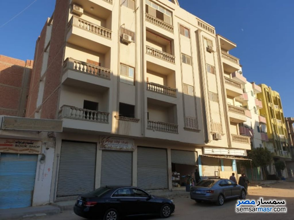 Ad Photo: Apartment 3 bedrooms 1 bath 100 sqm without finish in Red Sea