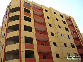 Ad Photo: Apartment 2 bedrooms 1 bath 100 sqm semi finished in Maadi  Cairo