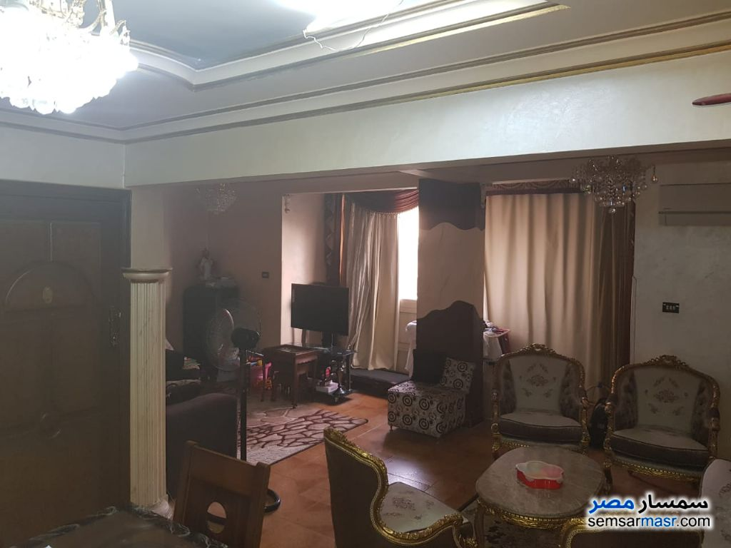 Photo 1 - Apartment 2 bedrooms 1 bath 100 sqm super lux For Sale Hadayek Al Kobba Cairo