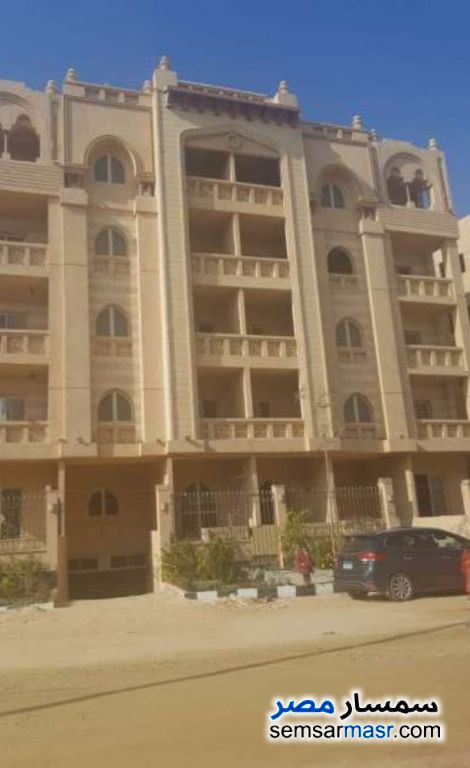 Photo 6 - Apartment 3 bedrooms 1 bath 100 sqm semi finished For Sale New Heliopolis Cairo
