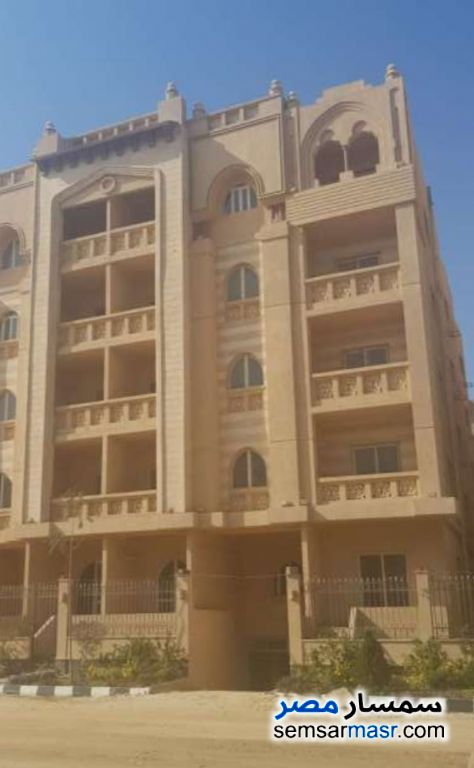 Photo 5 - Apartment 3 bedrooms 1 bath 100 sqm semi finished For Sale New Heliopolis Cairo