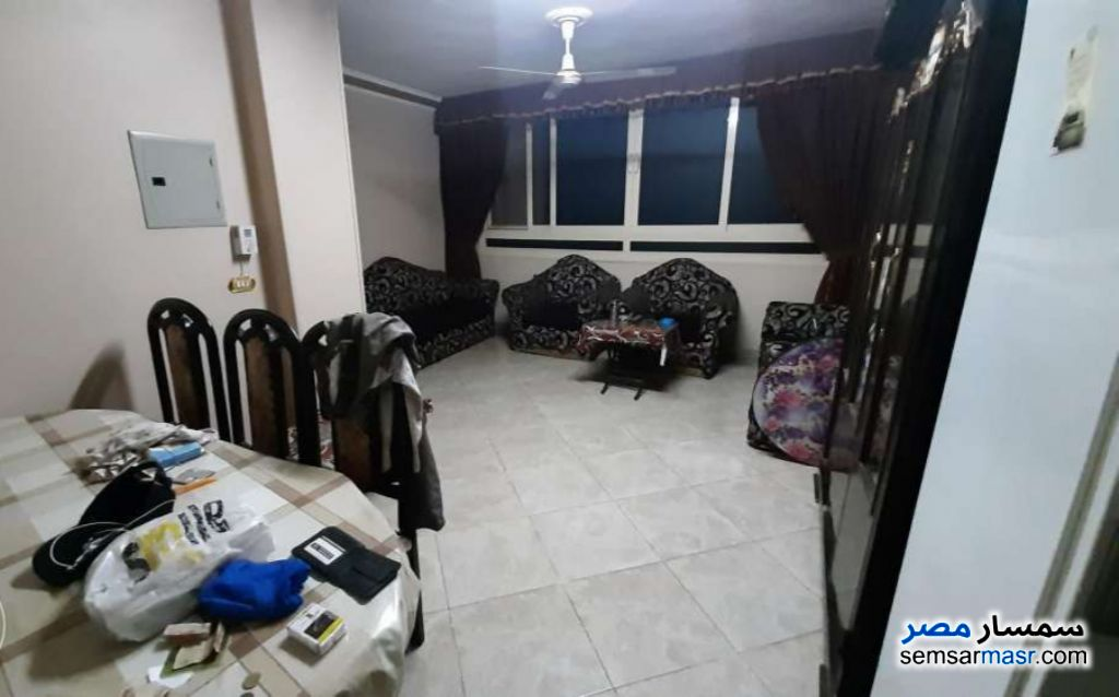 Photo 2 - Apartment 3 bedrooms 1 bath 100 sqm super lux For Sale Maadi Cairo