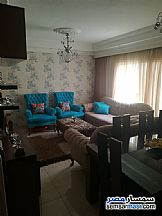 Ad Photo: Apartment 2 bedrooms 1 bath 120 sqm extra super lux in Maadi  Cairo