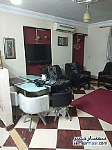 Apartment 2 bedrooms 1 bath 100 sqm super lux For Rent Mohandessin Giza - 2