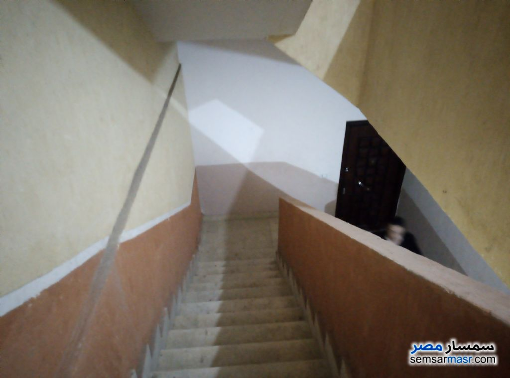 Photo 1 - Apartment 2 bedrooms 1 bath 105 sqm semi finished For Sale Shubra El Kheima Qalyubiyah