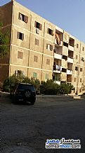 Ad Photo: Apartment 3 bedrooms 1 bath 105 sqm semi finished in First Settlement  Cairo