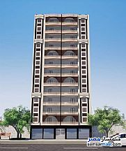 Ad Photo: Apartment 2 bedrooms 1 bath 110 sqm without finish in El Mahalla El Kubra  Gharbiyah
