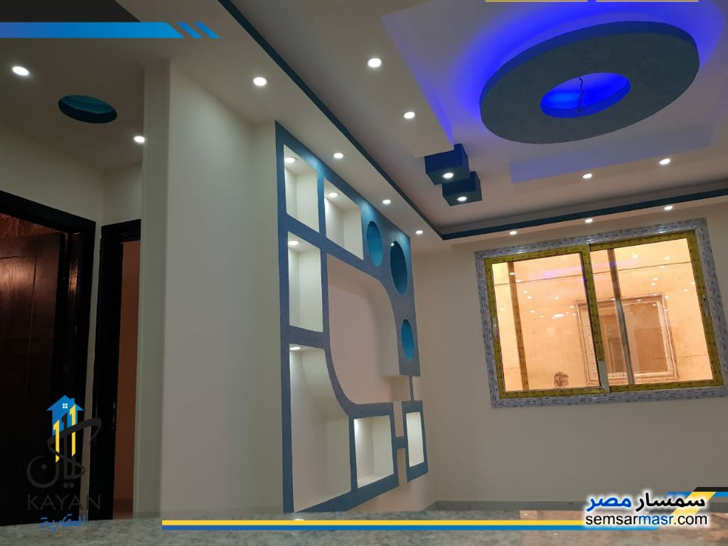 Photo 3 - Apartment 2 bedrooms 1 bath 110 sqm extra super lux For Sale Hadayek Al Ahram Giza