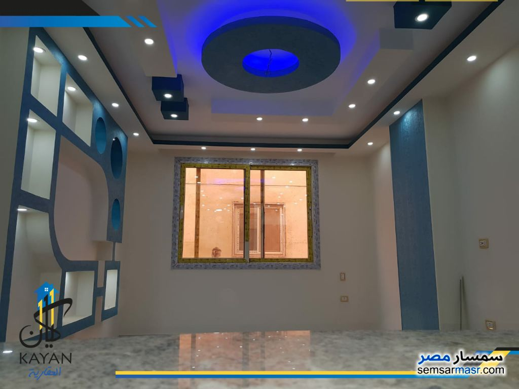 Photo 1 - Apartment 2 bedrooms 1 bath 110 sqm extra super lux For Sale Hadayek Al Ahram Giza