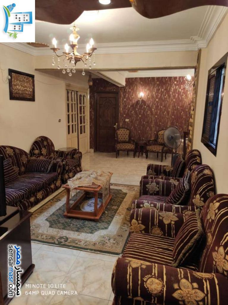 Ad Photo: Apartment 2 bedrooms 1 bath 110 sqm in Shubra  Cairo