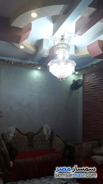 Photo 1 - Apartment 3 bedrooms 1 bath 110 sqm super lux For Sale Shubra Cairo