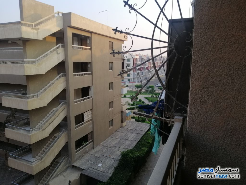 Photo 3 - Apartment 2 bedrooms 2 baths 113 sqm semi finished For Sale Al Fardous City 6th of October