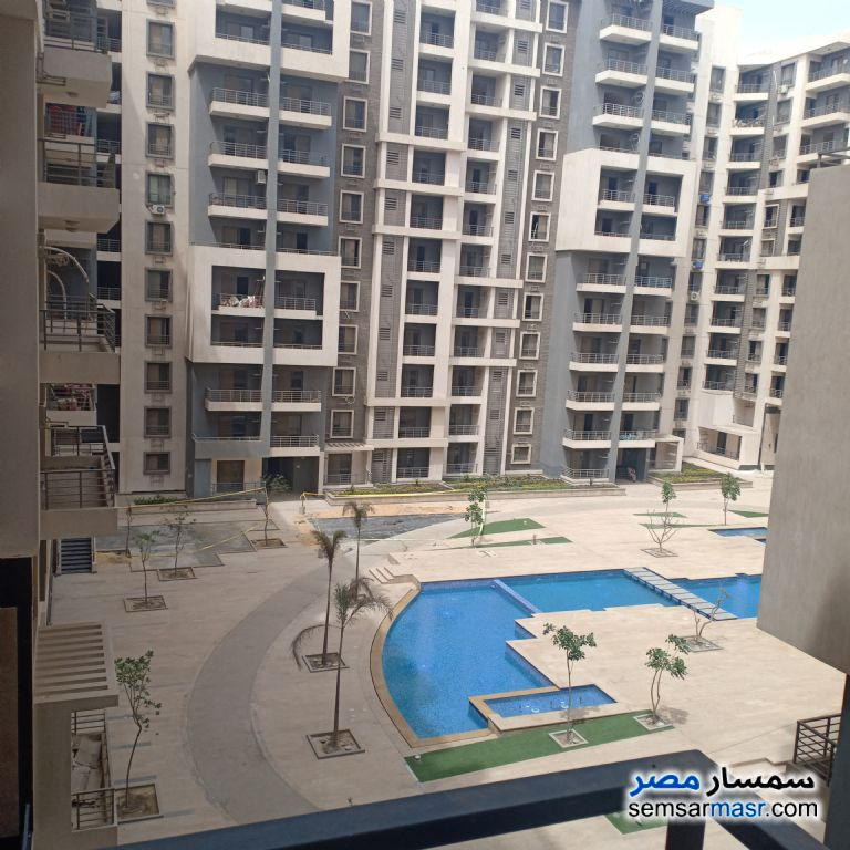 Photo 1 - Apartment 2 bedrooms 1 bath 114 sqm extra super lux For Sale Nasr City Cairo