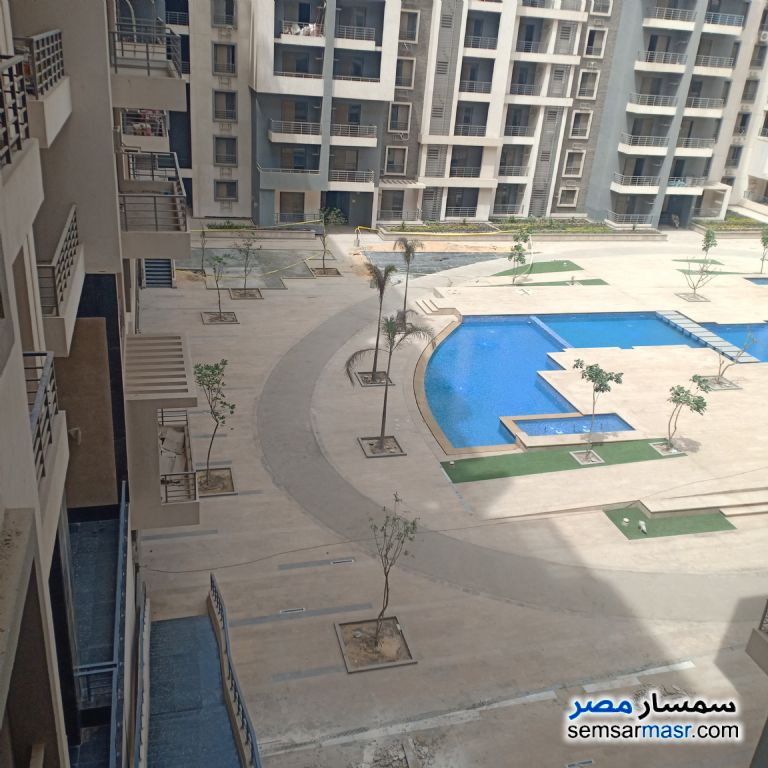 Photo 2 - Apartment 2 bedrooms 1 bath 114 sqm extra super lux For Sale Nasr City Cairo