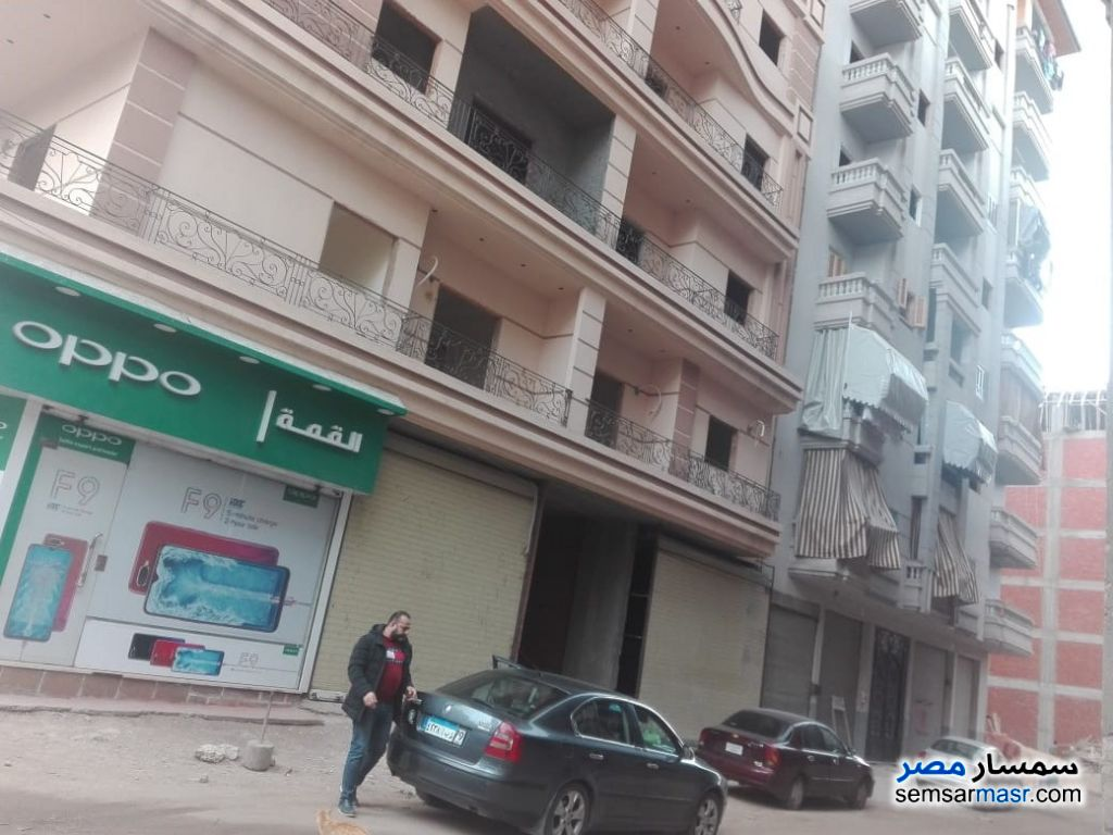 Photo 1 - Apartment 3 bedrooms 1 bath 115 sqm semi finished For Sale Damietta City Damietta
