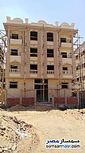 Ad Photo: Apartment 3 bedrooms 2 baths 120 sqm without finish in Badr City  Cairo