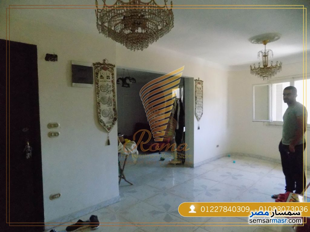 Ad Photo: Apartment 2 bedrooms 1 bath 120 sqm super lux in Victoria  Alexandira