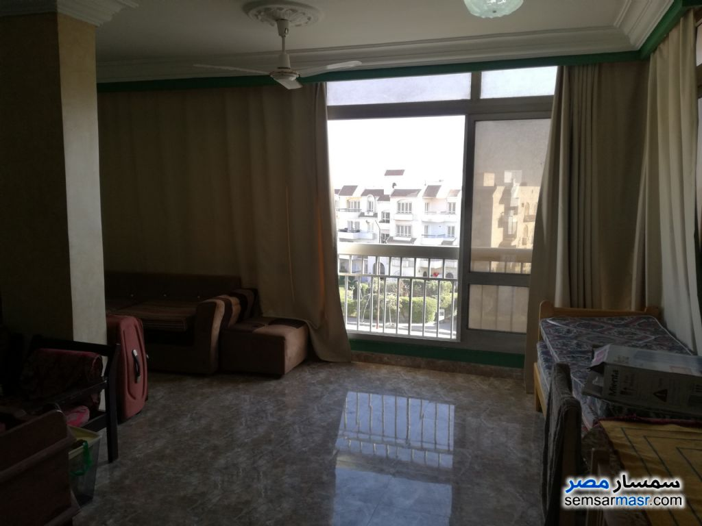 Photo 5 - Apartment 2 bedrooms 2 baths 121 sqm super lux For Sale El Motamayez District 6th of October