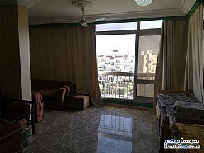 Apartment 2 bedrooms 2 baths 121 sqm super lux For Sale El Motamayez District 6th of October - 5