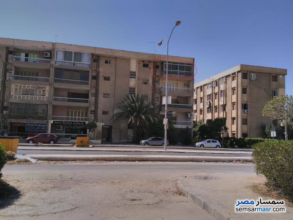 Photo 2 - Apartment 2 bedrooms 2 baths 121 sqm super lux For Sale El Motamayez District 6th of October