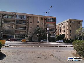 Apartment 2 bedrooms 2 baths 121 sqm super lux For Sale El Motamayez District 6th of October - 2