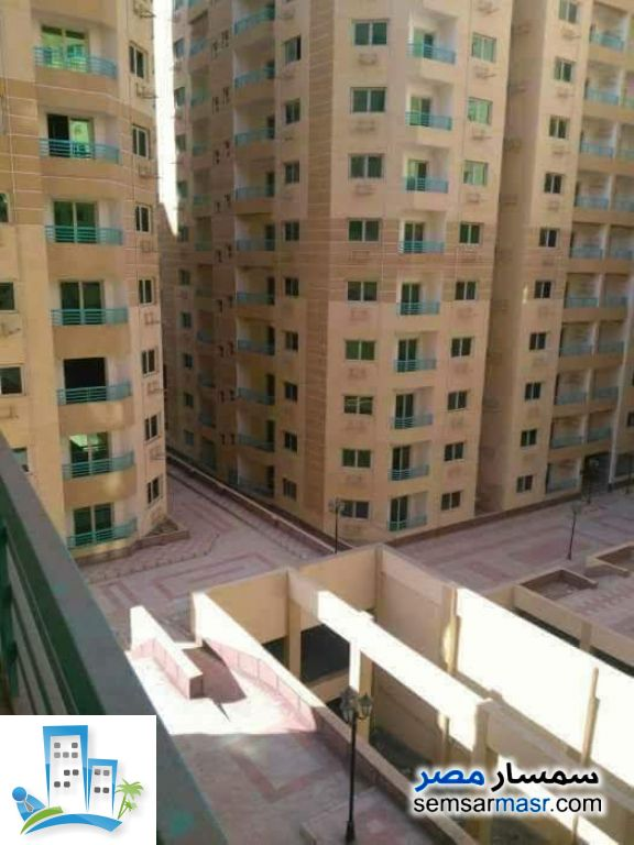 Photo 1 - Apartment 2 bedrooms 2 baths 123 sqm semi finished For Sale Nasr City Cairo