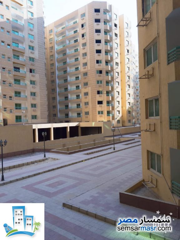 Apartment 2 bedrooms 2 baths 123 sqm semi finished For Sale Nasr City Cairo - 2