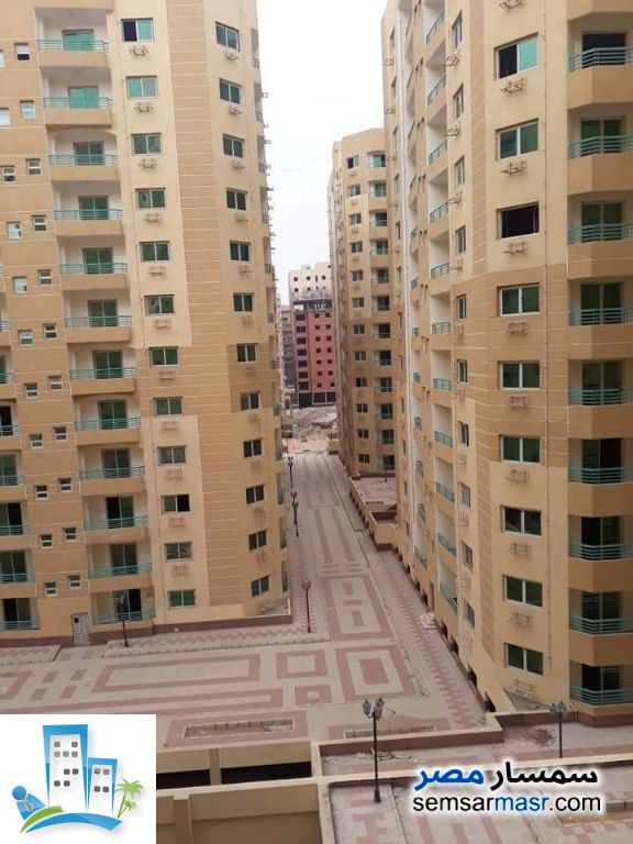Photo 3 - Apartment 2 bedrooms 2 baths 123 sqm semi finished For Sale Nasr City Cairo