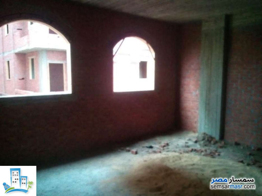 Photo 1 - Apartment 2 bedrooms 1 bath 125 sqm without finish For Sale Damietta City Damietta