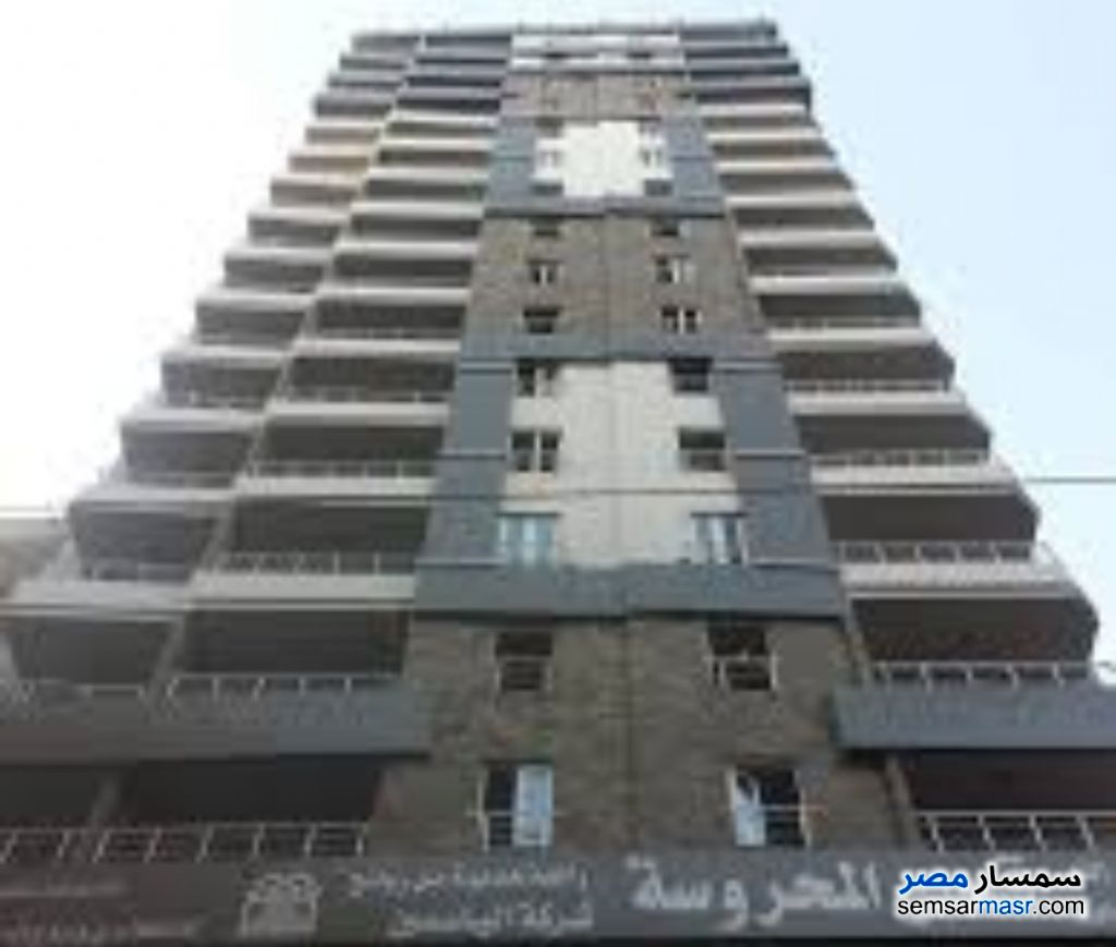 Photo 1 - Apartment 3 bedrooms 2 baths 125 sqm extra super lux For Sale Moharam Bik Alexandira