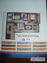 Ad Photo: Apartment 3 bedrooms 2 baths 125 sqm semi finished in Tanta  Gharbiyah