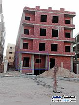 Ad Photo: Apartment 2 bedrooms 2 baths 125 sqm semi finished in Shorouk City  Cairo
