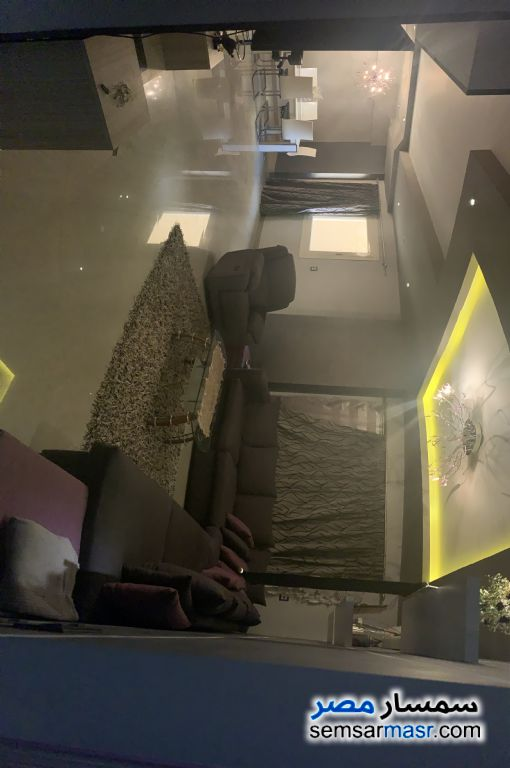 Photo 17 - Apartment 2 bedrooms 1 bath 126 sqm extra super lux For Sale Katameya Cairo