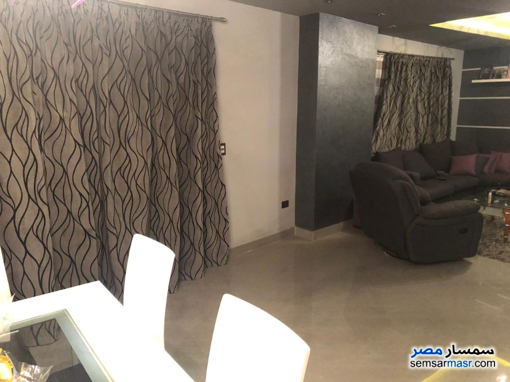 Photo 7 - Apartment 2 bedrooms 1 bath 126 sqm extra super lux For Sale Katameya Cairo