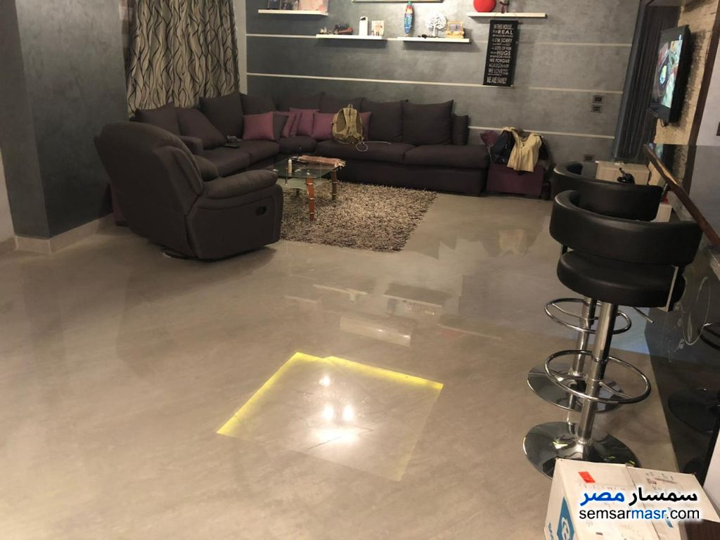 Photo 8 - Apartment 2 bedrooms 1 bath 126 sqm extra super lux For Sale Katameya Cairo