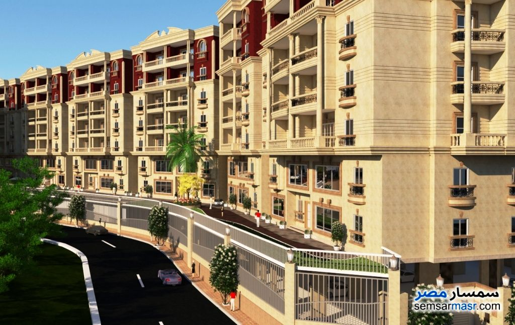 Photo 1 - Apartment 2 bedrooms 2 baths 128 sqm extra super lux For Sale Mokattam Cairo