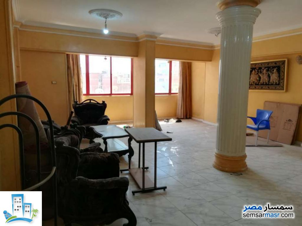 Ad Photo: Apartment 2 bedrooms 1 bath 128 sqm lux in Mansura  Daqahliyah