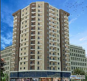 Ad Photo: Apartment 3 bedrooms 1 bath 130 sqm without finish in Ain Shams  Cairo