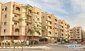 Ad Photo: Apartment 3 bedrooms 2 baths 130 sqm extra super lux in North Extensions  6th of October